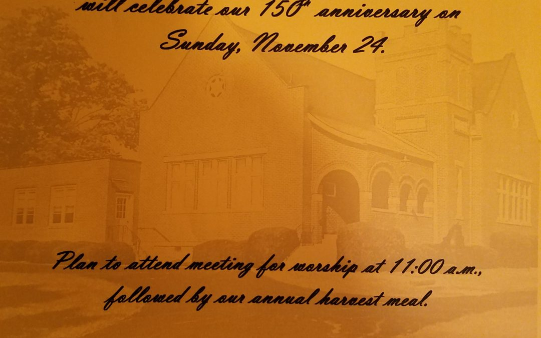 FAIRVIEW CELEBRATES 150 YEARS