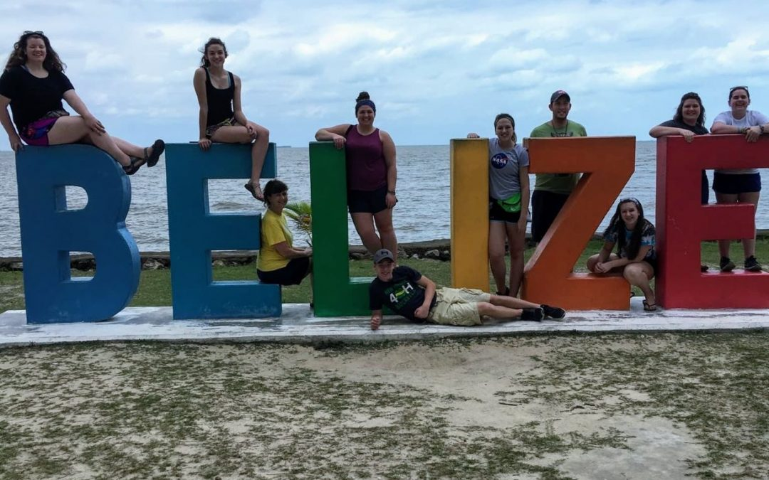 Belize-ing for a Christmas Miracle!